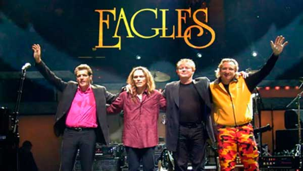 Великолепная песня группы «Eagles» под названием «Отель Калифорния».