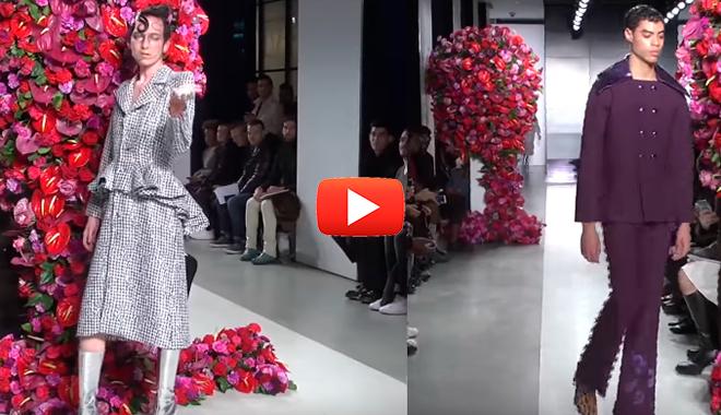 «Мама моя дорогая! Остановитесь»: в Нью-Йорке прошел показ мужской моды.