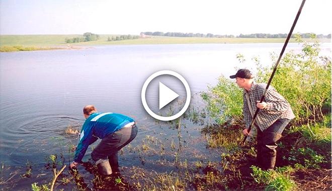 Видео рыбалки этих мужиков взорвало интернет