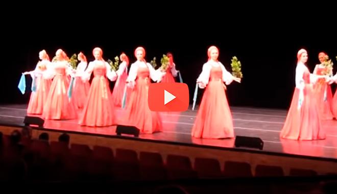 Зарубежные зрители были в шоке, когда увидели русский народный танец…