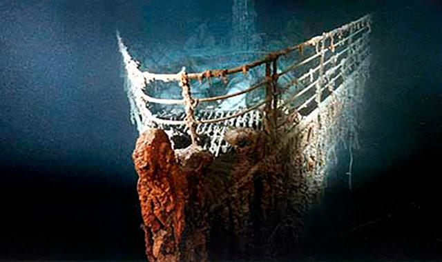 Целых 100 лет под водой. Редкие кадры титаника шокировали людей…