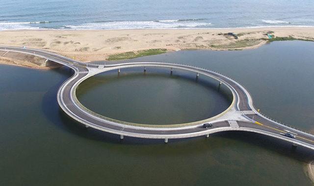 Мост за 11 млн. долларов. Они могли сэкономить шесть, но не сделали этого по такой причине…