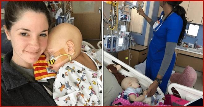 Медсестра даже не подозревала, что мама видит то, что она делает с её ребёнком. После она не смогла молчать…
