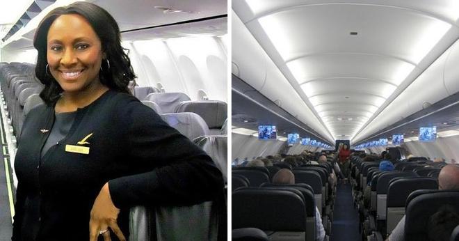 Стюардессе удалось спасти девочку от секс-рабства. Заметив это в самолёте, она сразу же…