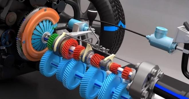 Как именно работает сцепление автомобиля? Этот короткий ролик всё объяснит…
