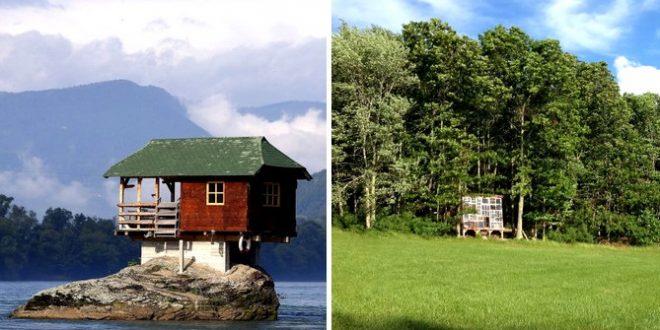 Эти люди вытворяют со своими домами просто нечто невероятное…