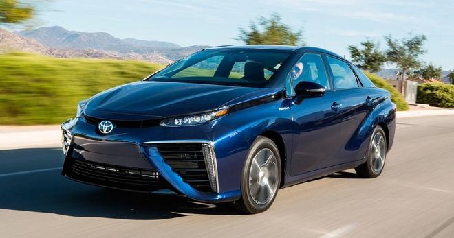 Вот и настал конец нефтяной эры: Тойота выпустила автомобиль, работающий на одном только водороде…