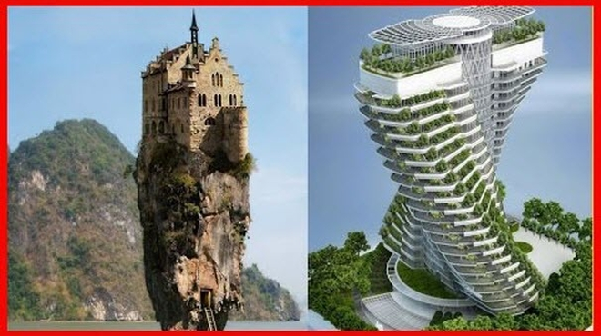 Подборка очень величественных и очень красивых зданий по всему миру…