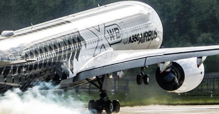 Чудо-самолету удалось осуществить вертикальный взлет!