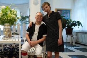Он беззаветно служит красоте: почему модельеру Вячеславу Зайцеву не удалось создать счастливую семью